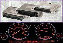 control unit repair - car repair shop technik center mallorca